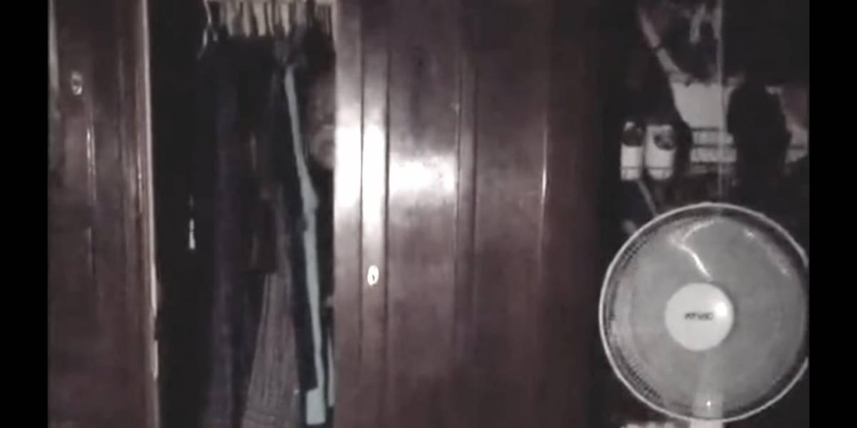 Nuevo video de Dross causa pánico en las redes sociales por fantasma: si tienes miedo no lo veas solo