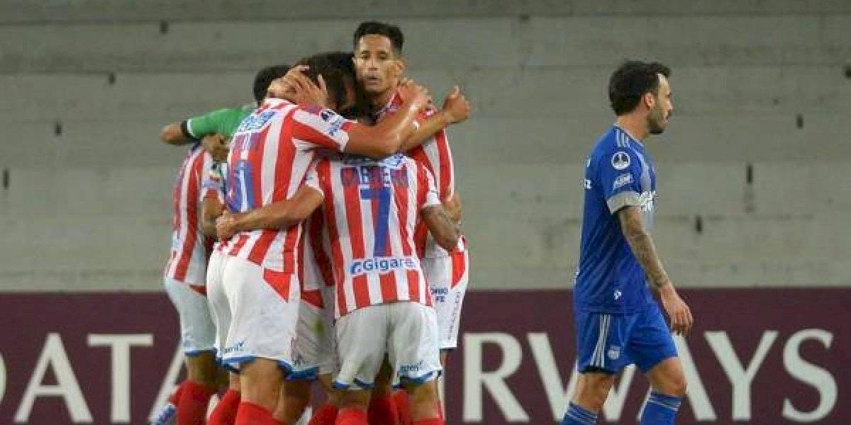 Emelec eliminado de la Copa Sudamericana, ¿torneos internacionales una pesadillas para el Bombillo?