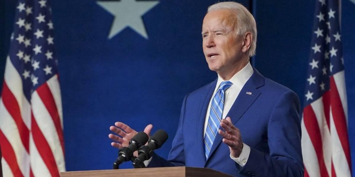 Las principales promesas de Joe Biden para cuando llegue a la Casa Blanca