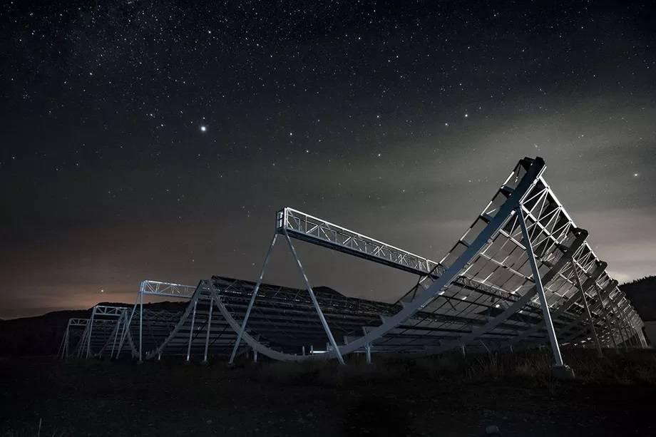 FRB radiotelescopio canadiense