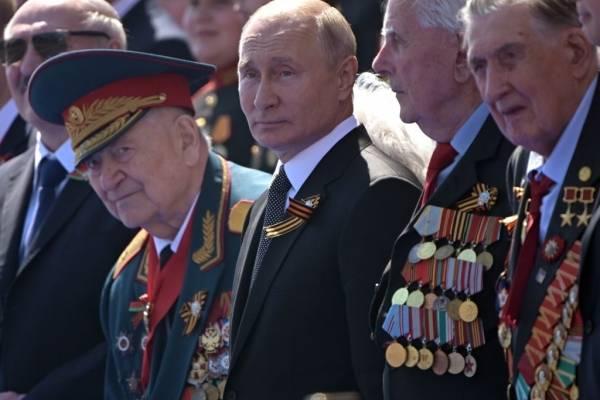 Parlamentarios de Rusia piden ampliar la inmunidad de Putin durante toda su vida