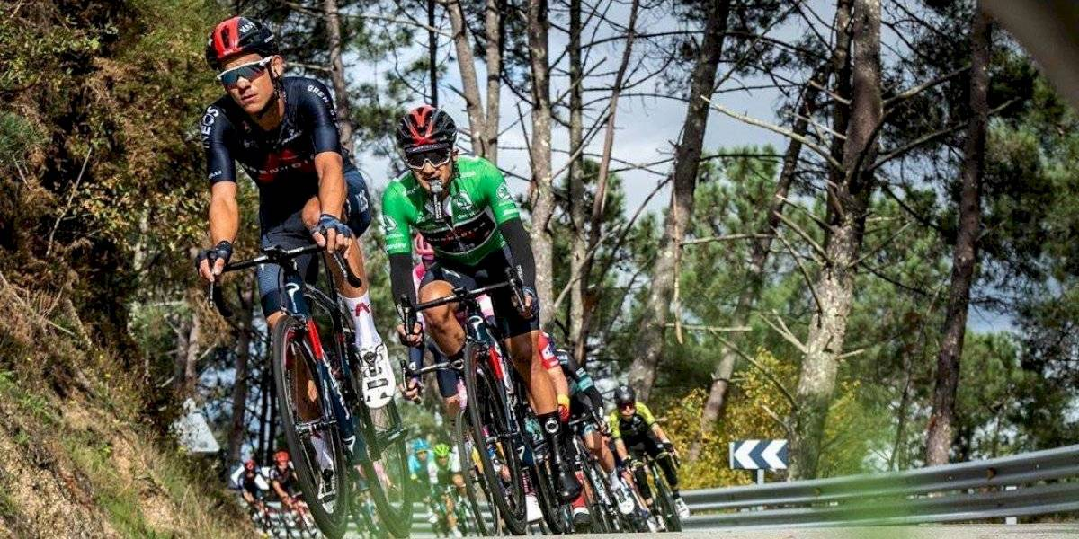 Roglic amplía ventaja sobre Richard Carapaz, tras la etapa 16 de la Vuelta a España