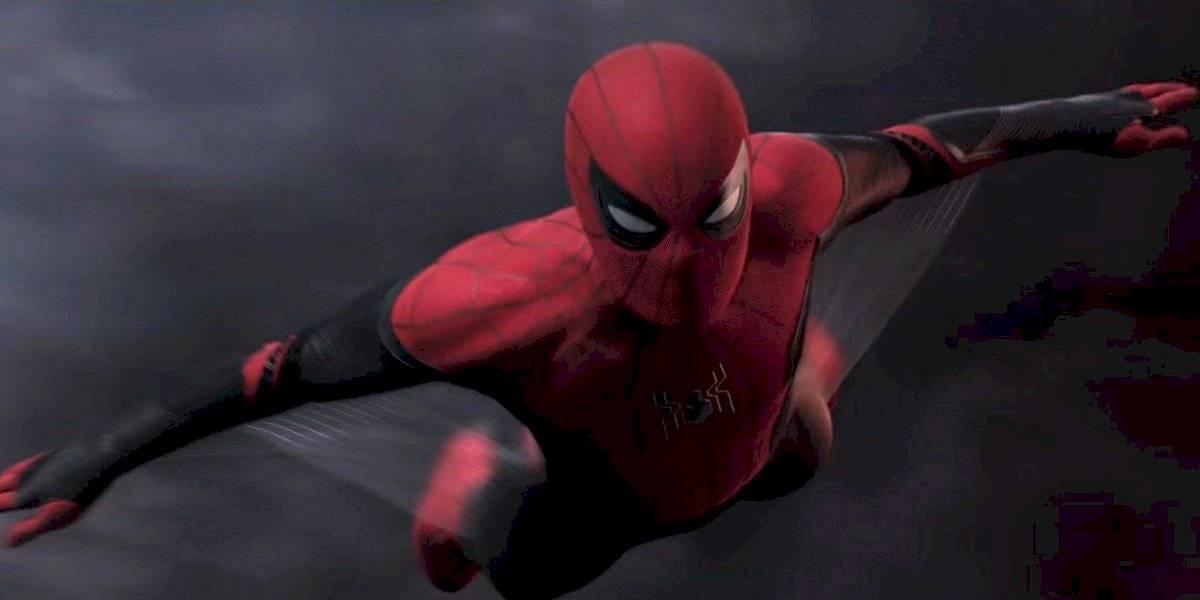 Marvel: se revela la primera imagen de Spiderman 3