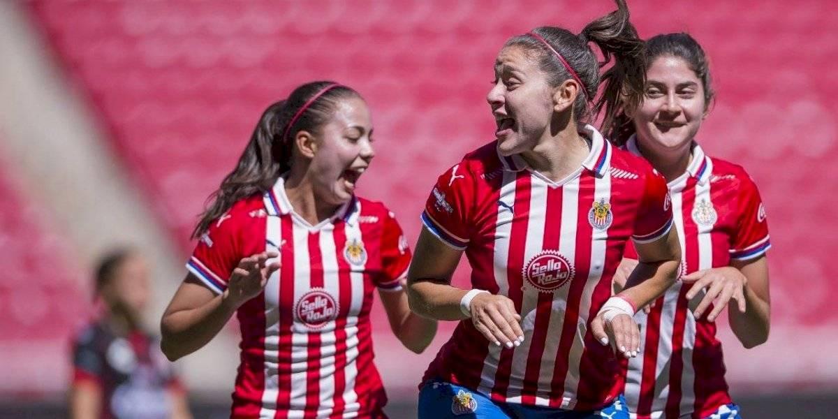 Norma Palafox, goleadora histórica de Chivas