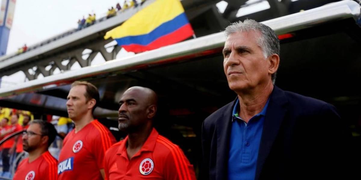 ¡Atención! Anuncian caso positivo de COVID-19 en la Selección Colombia