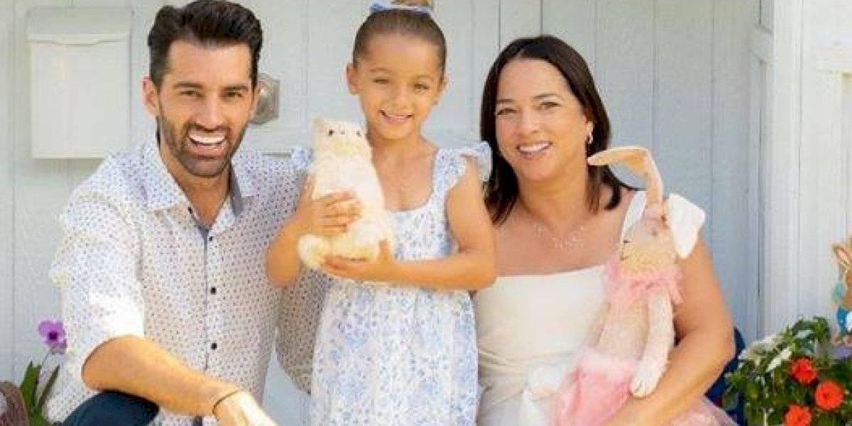 Adamari López y su hija se viralizan por foto en la que luce idéntica a Alaïa