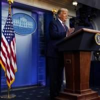 Cadenas televisivas de Estados Unidos interrumpen transmisión del discurso de Trump