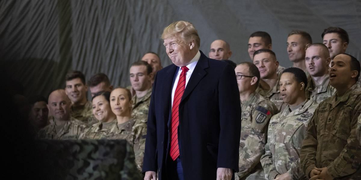 Ataques de Trump a votos por correo irritan a veteranos