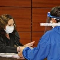 ¿Cuánto tiempo podría pasar Alexandra Ocles en la cárcel por sobreprecio de kits de alimentos?