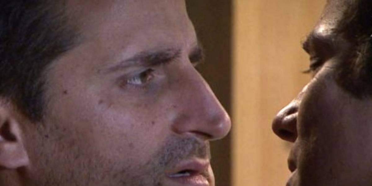 """Las reacciones tras otro vuelco en """"Verdades Ocultas"""": Nicolás le confesó a Tomás que está enamorado de él"""