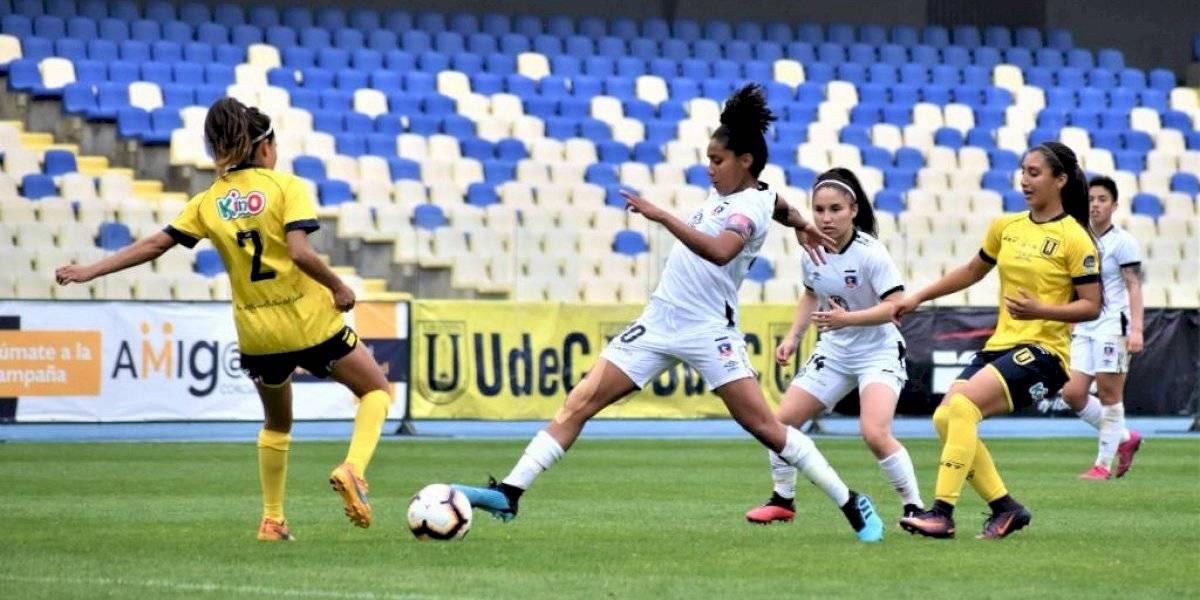 Fútbol femenino: cuándo y dónde ver el clásico Colo Colo-UC