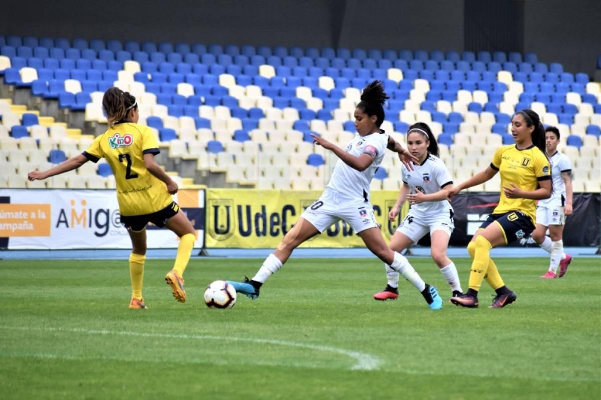 Fútbol femenino: cuándo y dónde ver el clásico Colo Colo-UC   Publimetro  Chile