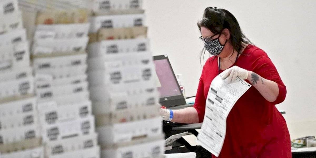 Republicanos de Pensilvania piden a Corte Suprema ordene separación de votos recibidos luego del martes