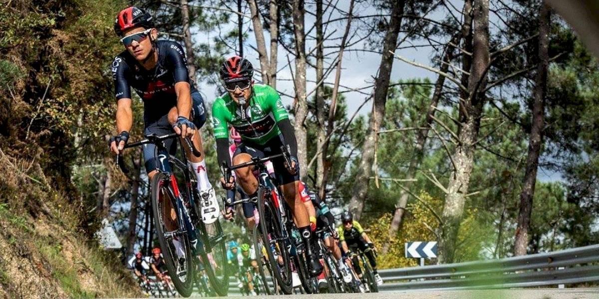 Vuelta a España: por esta razón la etapa 18 no es relevante para Richard Carapaz