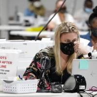 Estado de Georgia anuncia recuento de votos ante estrecho margen entre Biden y Trump
