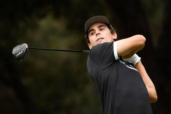 Joaquín Niemann y sus malas noticias: dio positivo por covid-19 y se perderá el Masters de Augusta