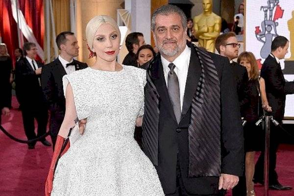 Papá de Lady Gaga apoyó a Trump a pesar de que atacara a su hija