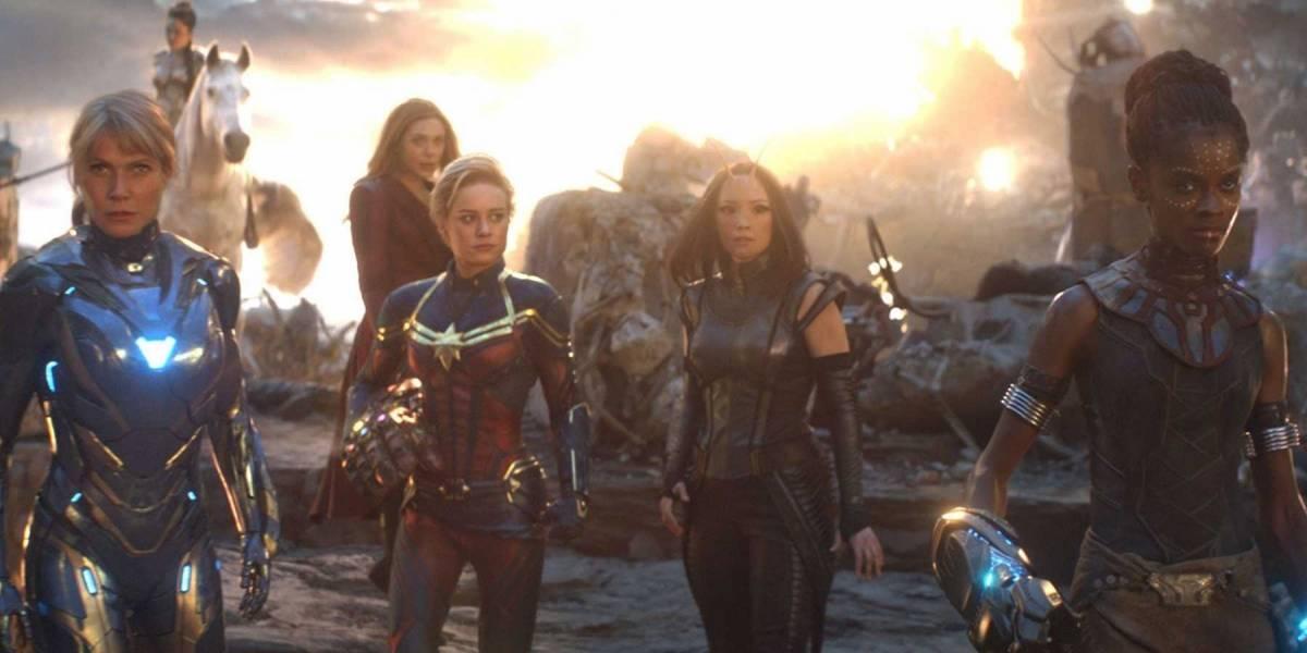 """Marvel planea que """"The Avengers"""" sean en su mayoría mujeres"""