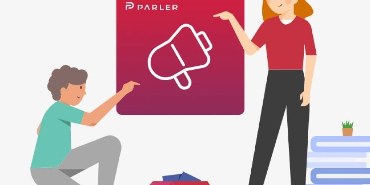 ¿Cómo es Parler, la app a la que se suman los seguidores de Trump para evitar a Twitter?
