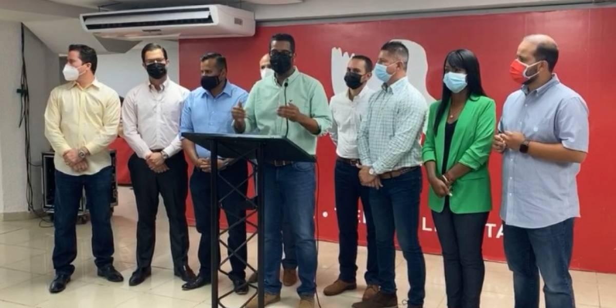 Varios representantes electos por el PPD rechazan presidencia de Tatito Hernández