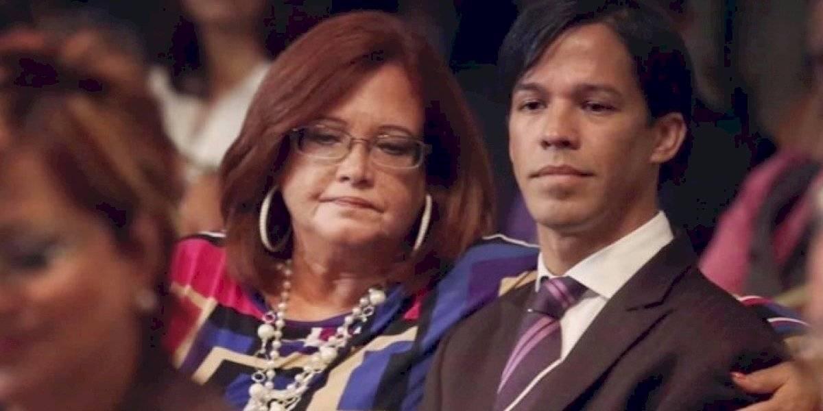Fallece la madre de Pedro Julio Serrano