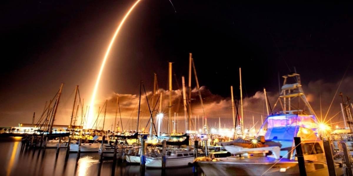 SpaceX llevó un nuevo satélite GPS para la Fuerza Espacial de los Estados Unidos