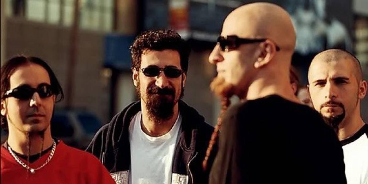 System of a Down sorprende al mundo al lanzar nuevas canciones tras 15 años de silencio