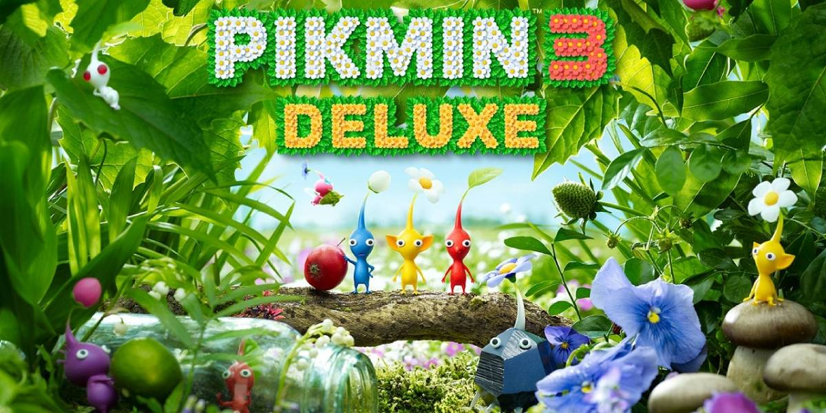 Pikmin 3 Deluxe review: el regreso a la tierra prometida [FW Labs]