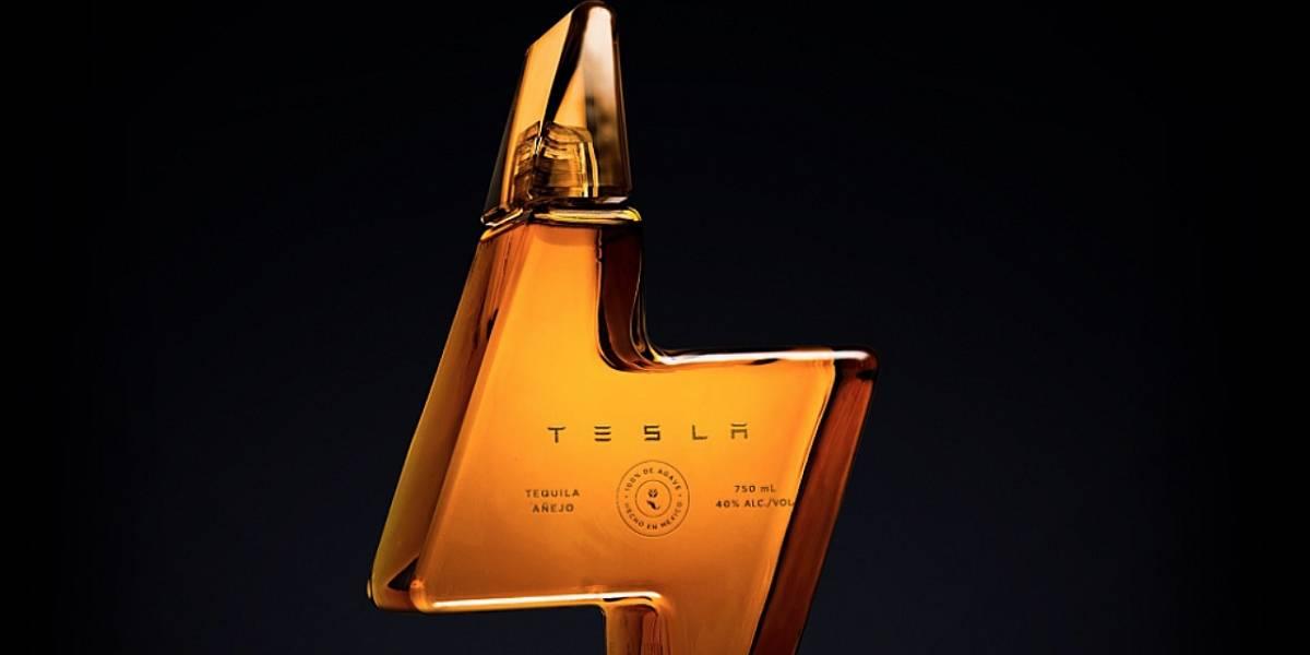 Tesla: crean un tequila que ya puedes conseguir en estos momentos