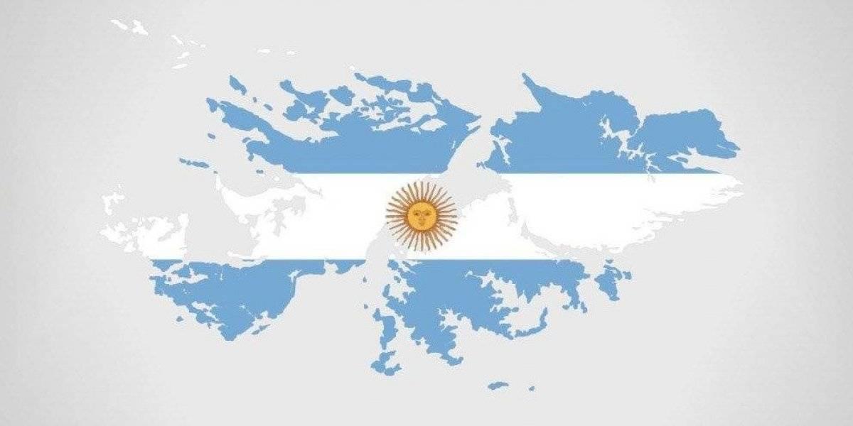 200 años del primer izamiento de la bandera Argentina en Malvinas