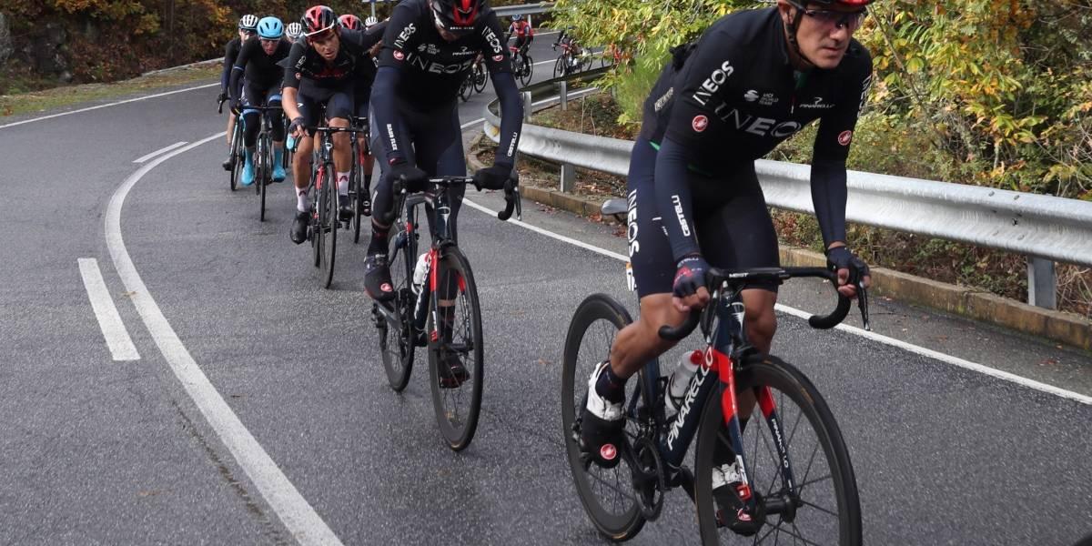 ¡Grande, Richard Carapaz! El ecuatoriano lo dio todo y quedó segundo en la Vuelta a España