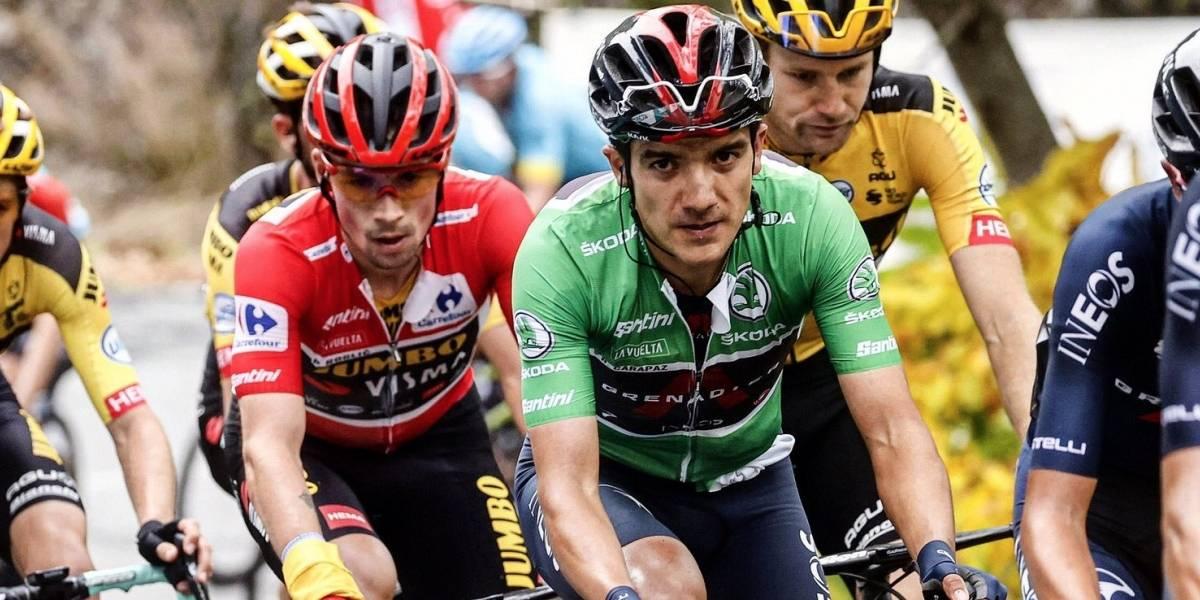 ¡Gracias, Richard! Carapaz luchó hasta el final, hizo vibrar a Sudamérica y por poco se lleva La Vuelta