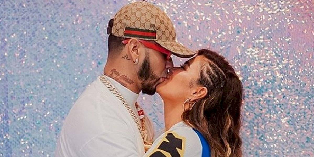 ¿Fin de amor entre Karol G y Anuel AA?
