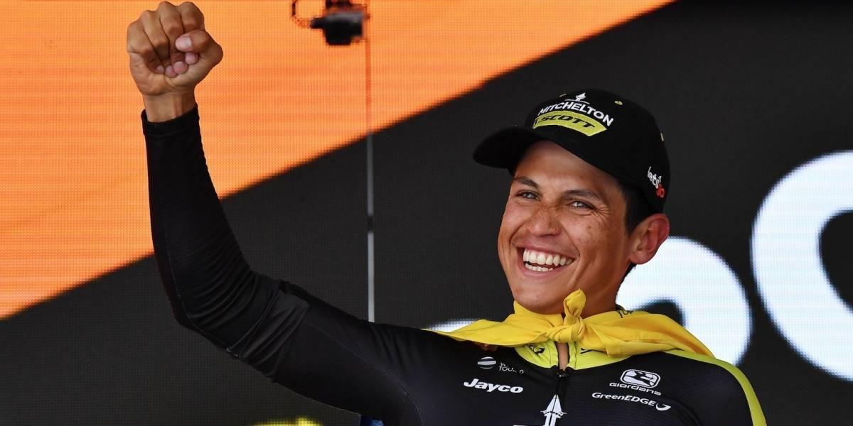 Así quedó la Clasificación de los Colombianos en La Vuelta a España 2020 tras la etapa 18 ((Actualizada)) | Tiempos y posiciones
