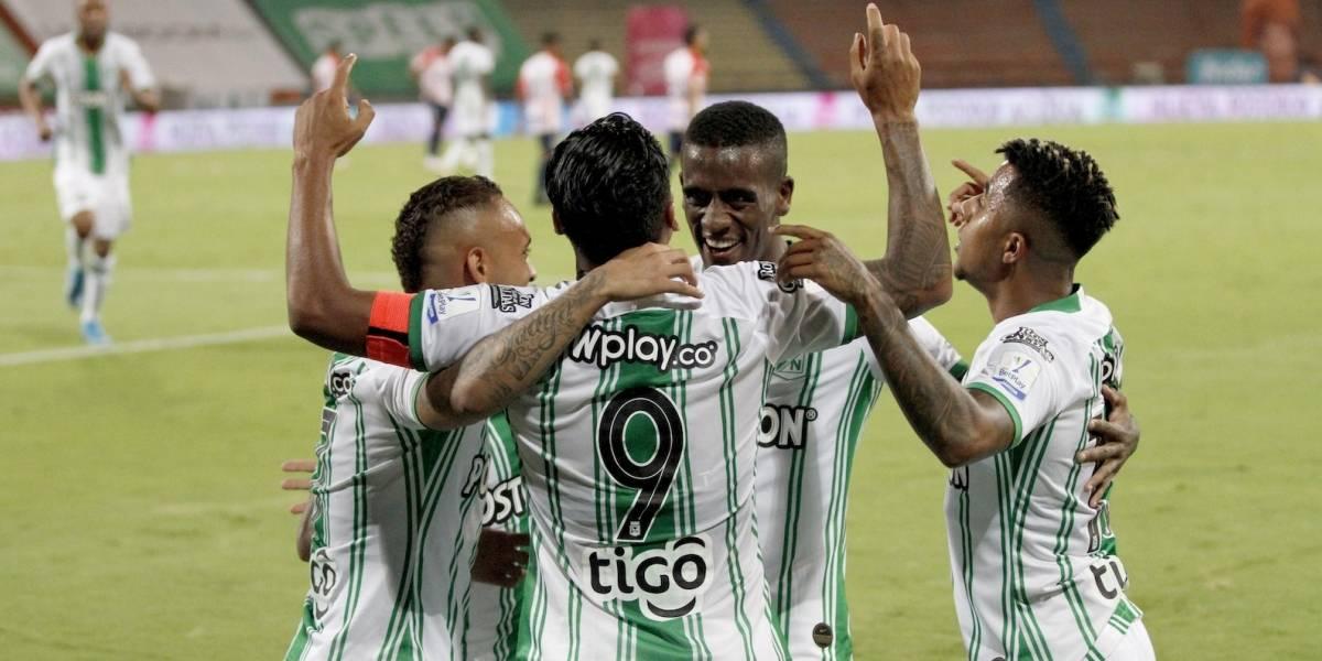 ATLÉTICO NACIONAL vs. DEPORTIVO PASTO | En Vivo Online Gratis Link Fecha 18 Liga Betplay 2020