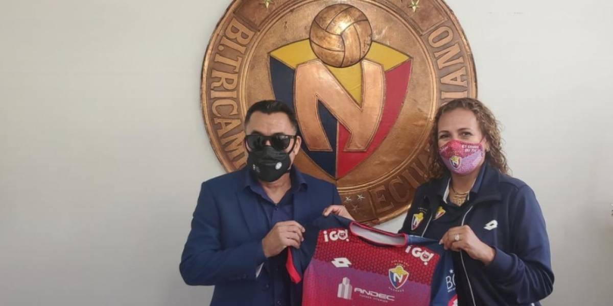 Javier Rodríguez es el nuevo DT de El Nacional