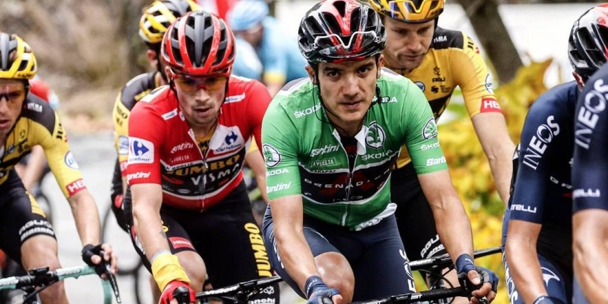 """""""Lo mejor siempre hay que guardarlo para el final"""": Richard Carapaz previo a la etapa 17 de la Vuelta a España"""