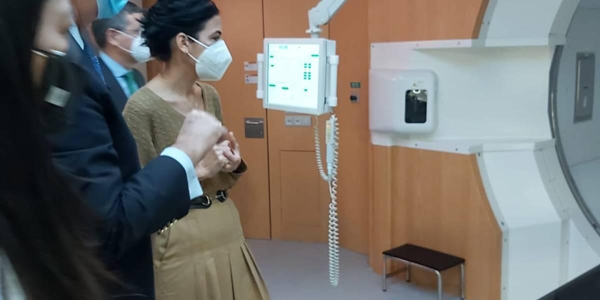 El cáncer no espera: cooperación internacional abre el camino para tratamiento de niños que no han podido ser atendidos por la pandemia