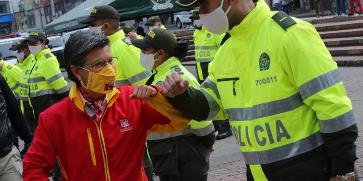Critican a Claudia López por nuevo comentario contra los venezolanos
