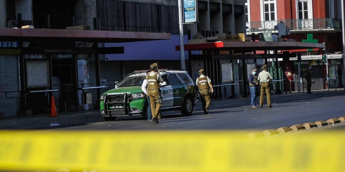 Posible riña a cuchillos: encuentran dos cuerpos y otros dos heridos en pleno barrio Meiggs
