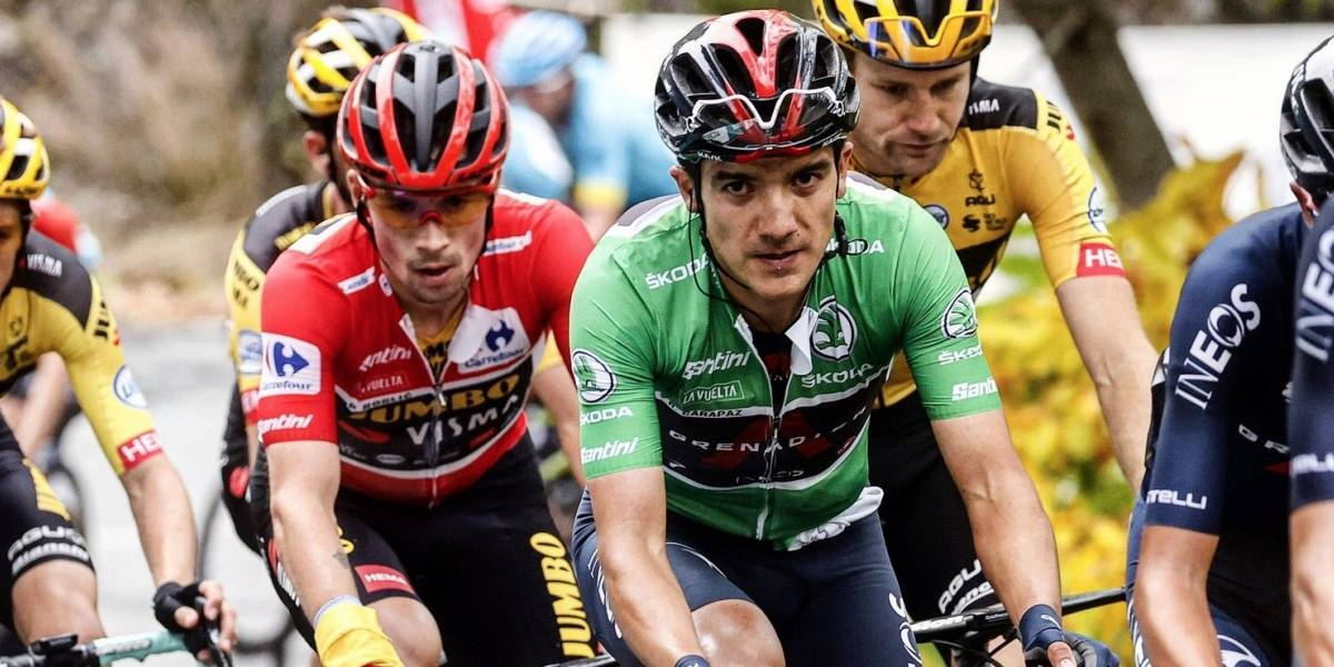 Así quedó la Clasificación por puntos de La Vuelta 2020 ((Actualizada)) | (Roglic, Carapaz, Bennett, Ackermann)