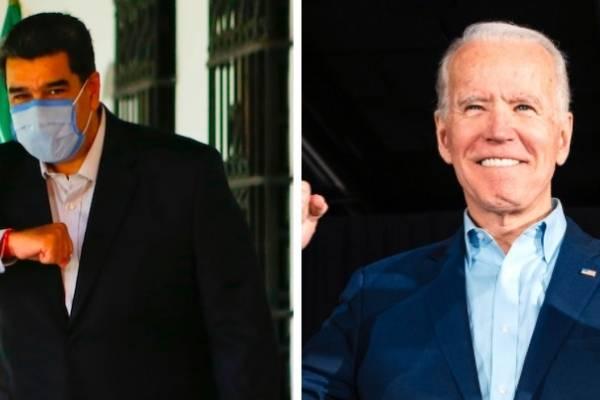 Mensajes de Nicolás Maduro a Joe Biden sorprendieron al mundo entero
