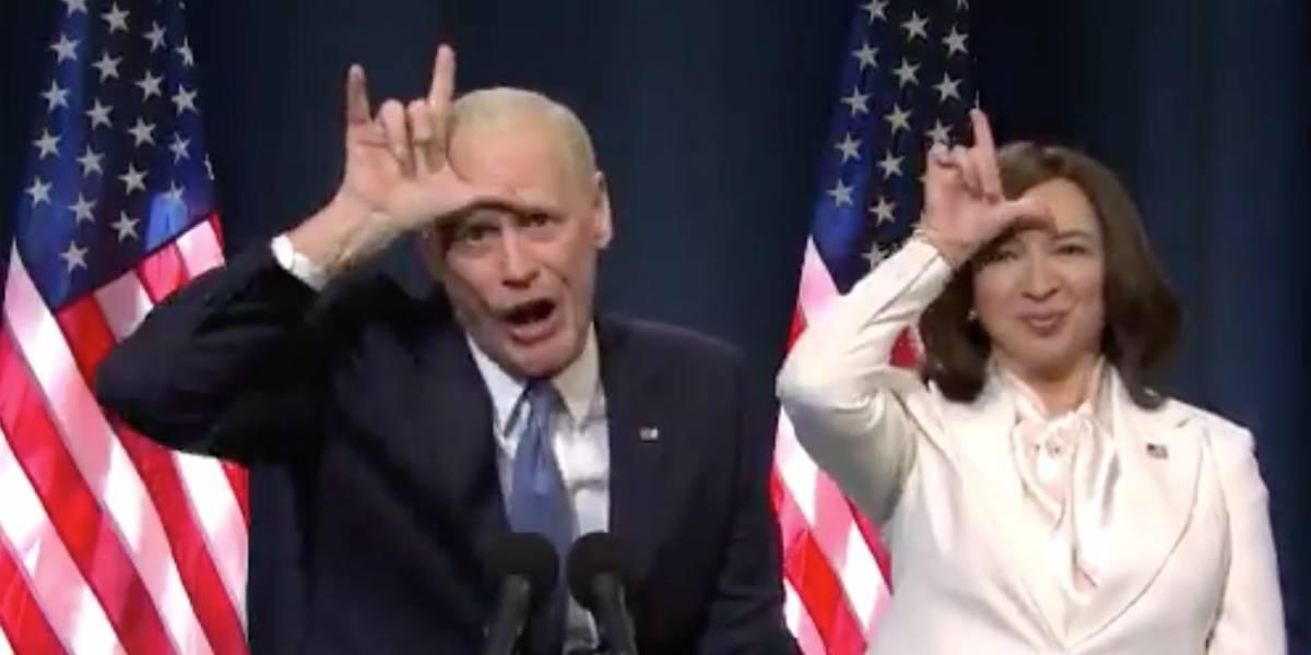 Jim Carrey hace parodia de Joe Biden y se burló de la derrota de Donald Trump