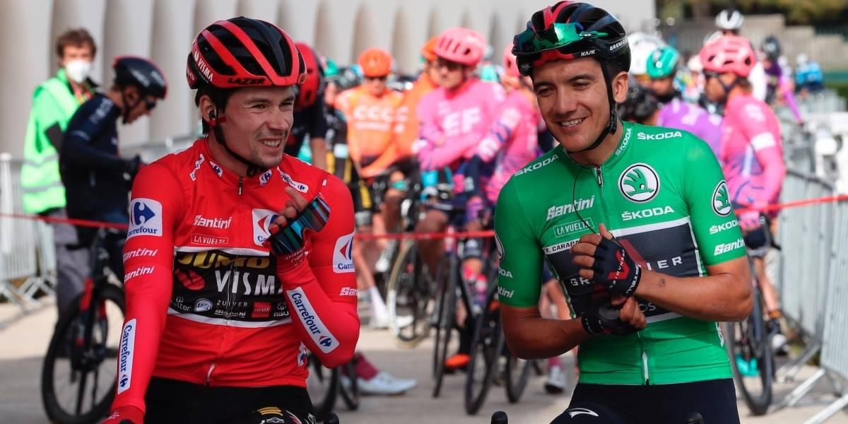 Así quedó la Clasificación General de La Vuelta a España 2020 Hoy ((Actualizada)) | Resultados, tiempos y colombianos