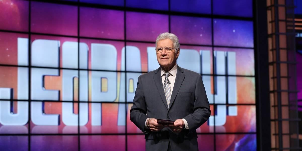 "Fallece Alex Trebek, anfitrión de ""Jeopardy!"""
