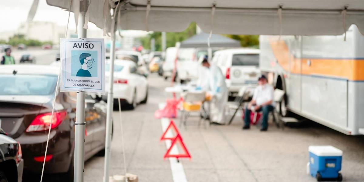 Más de 2,000 pruebas de antígenos realizadas en peaje de Buchanan