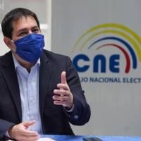 Andrés Arauz se pronuncia sobre candidatura de Álvaro Noboa