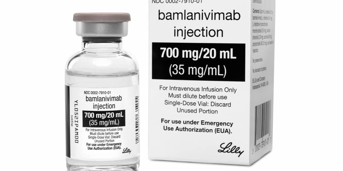 Salud habilita registro de citas para tratamiento de Bamlanivimab