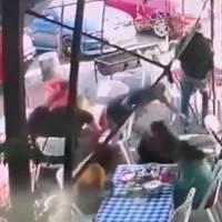 Balacera al sur de la Ciudad de México deja un muerto y cuatro heridos