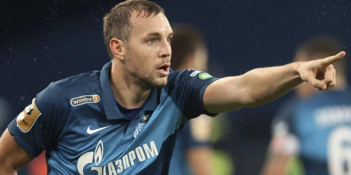 Jugador de la Selección de Rusia, cortado por protagonizar video íntimo